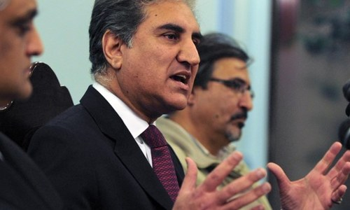 Qureshi, Pompeo meet on Oct 2 for ties reset