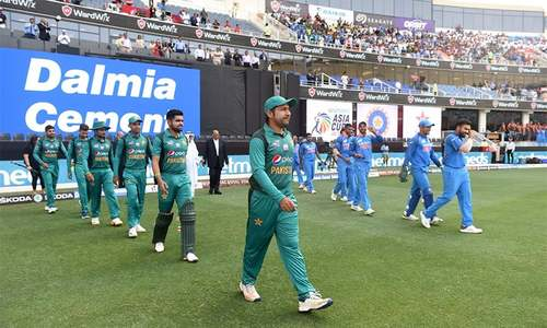 Pak vs India clash: Green shirts to bat first