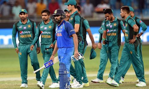 ایشیا کپ: بھارت کی پاکستان کے خلاف مسلسل دوسری فتح