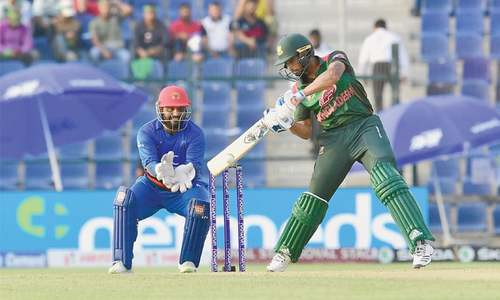 Mahmudullah, Imrul rescue BD in must-win tie