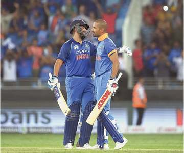 India thump Pakistan; BD in last-ball win over Afghans