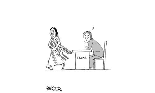 Cartoon: 24 September, 2018