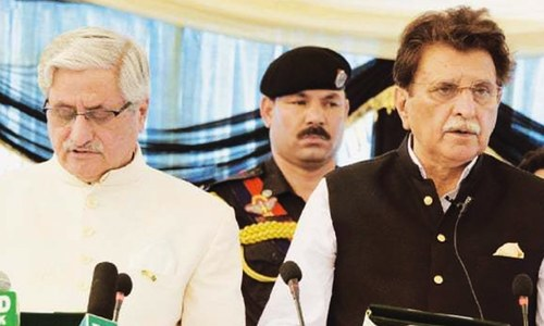 AJK president, PM condemn India's provocative statements