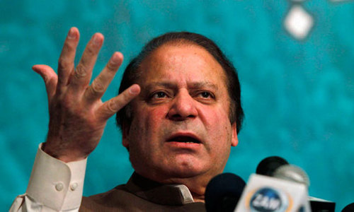 Sharifs' release may give a boost to PML-N's by-poll drive
