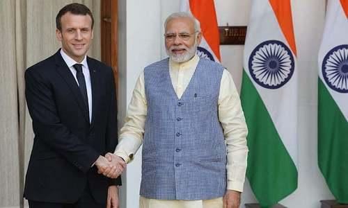 سابق فرانسیسی صدر کا بیان، فرانس اور بھارت کے تعلقات میں دراڑ کا اندیشہ