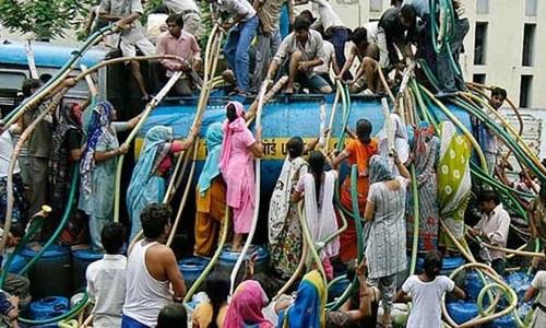 2025 تک پاکستان صاف پانی کی بوند کو ترسنے لگے گا!؟