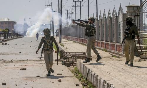 مقبوضہ کشمیر میں بھارتی جارحیت، مزید 3 کشمیری جاں بحق