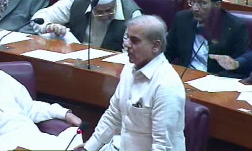 Finance minister, opposition leader trade barbs over budget adjustments