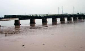 بھارت سے داخل ہونے والا پانی 'غیرمعمولی' نہیں، پی ایم ڈی