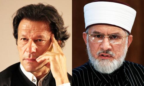 توہین عدالت: عمران خان اور طاہر القادری کے خلاف نیا فل بینچ تشکیل