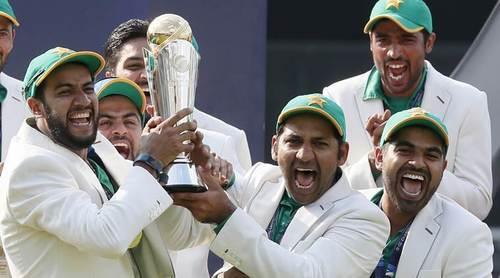 چیممپیئنز ٹرافی میں بھارت کے خلاف پاکستان کی فتح 'تُکا' قرار