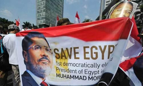 مصر 2013 مظاہرے: 20 شہریوں کی سزائے موت برقرار