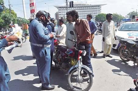 Heavy traffic fines proposal 'ignores' bikers' economic constraints