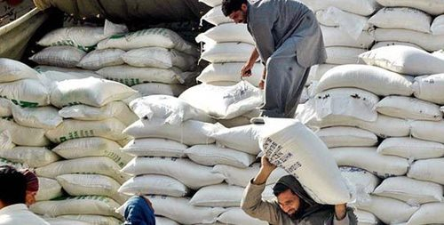 Govt takes up rice shipment issue with Kenya