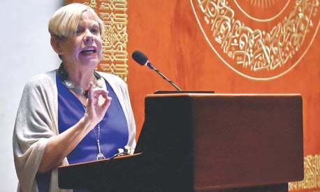 Compassion is at the core of every religion, but we don't hear about it: Karen Armstrong