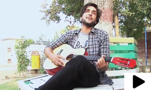 پاکستانی نوجوان کی سُریلی آواز
