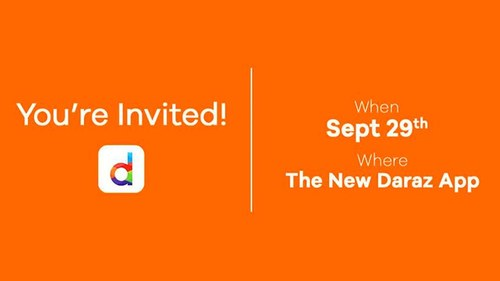 New Daraz App all set to launch on the 29th of September