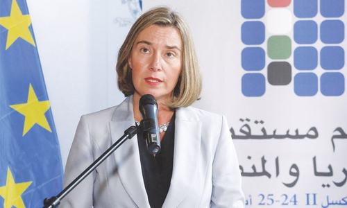 یورپی یونین کا ایران کے ساتھ تجارت کیلئے نیا ادائیگی نظام بنانے کا اعلان