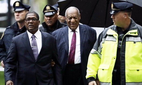 Bill Cosby's day of reckoning arrives