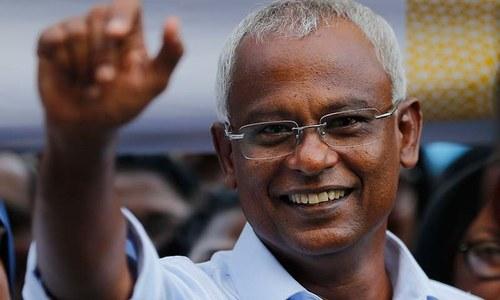 مالدیپ انتخابات میں صدر کو شکست، اپوزیشن کامیاب