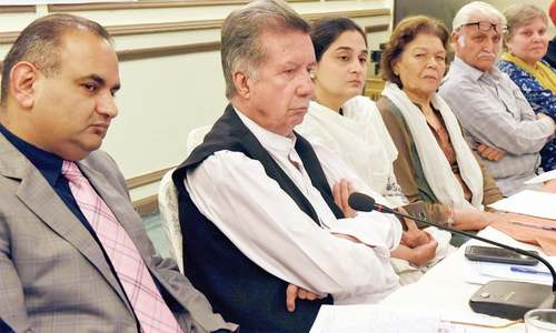 'Space for religious minorities in Pakistan shrinking'