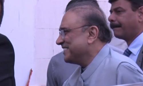 Pre-arrest bail of Zardari, Faryal Talpur extended