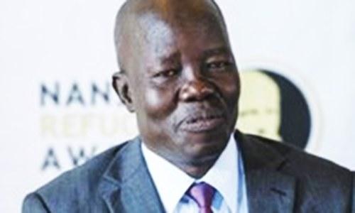 South Sudan doctor wins UN refugee prize