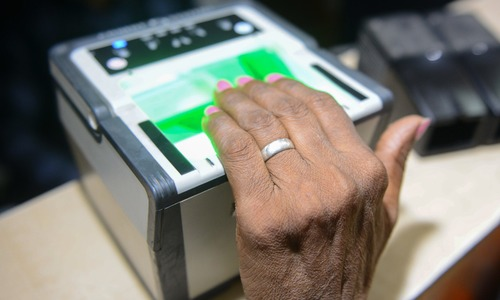 Indian court upholds legality of world's largest biometric database