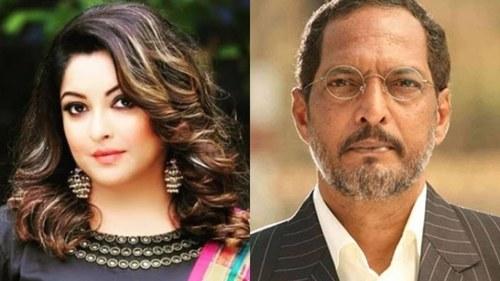 Indian actor Tanushree Dutta alleges Nana Patekar harassed her a decade ago