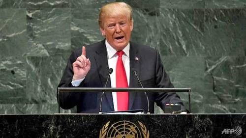 Laughter at Trump among a long line of shocking UN moments