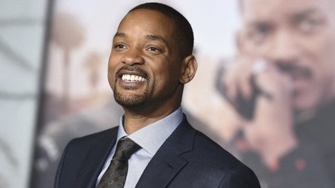 Will Smith marks 50th birthday by bungee jumping out of a helicopter