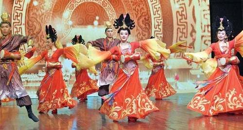 Pakistani, Chinese dancers and musicians come together for Mid-Autumn Festival