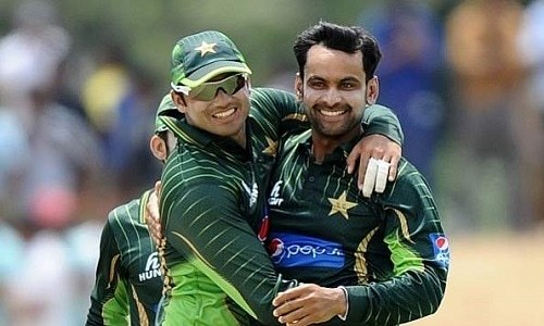 Experienced duo of Azhar and Hafeez were not picked for the Asia Cup. — AFP