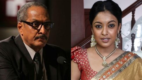 Nana Patekar reportedly laughed in response to Tanushree Dutta's harassment allegations