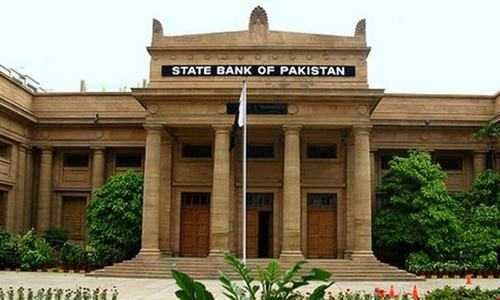 State Bank sees financial risks in 'next six months'