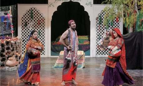Ajoka's three-day Madeeha Gauhar Theatre Festival kicks off