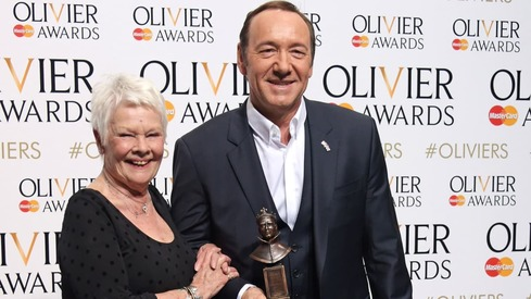 Judy Dench thinks Kevin Spacey shouldn't be cut from his films
