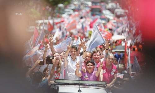 Brazil's presidential candidates at a glance