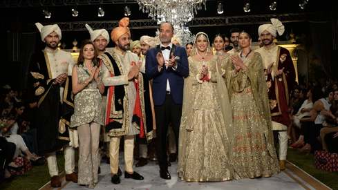 Deepak Perwani celebrates 24 years with a post-FPW solo show