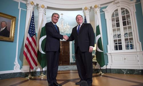 Pakistan, US discuss options for reviving ties