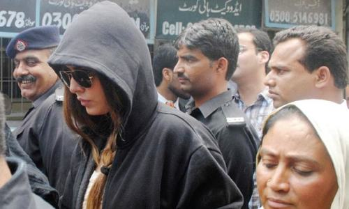 Customs court issues non-bailable warrants for Ayyan Ali in currency smuggling case
