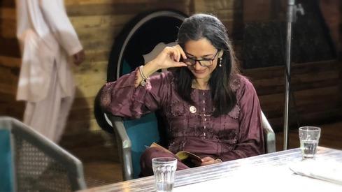 Samiya Mumtaz will learn to 'Move On' in upcoming telefilm