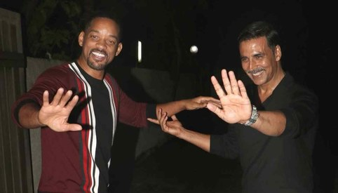 Will Smith says he wants to act and dance in a Bollywood film
