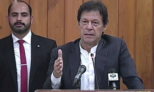 Federal govt will facilitate provincial set-up in building a 'Naya Balochistan': PM Khan