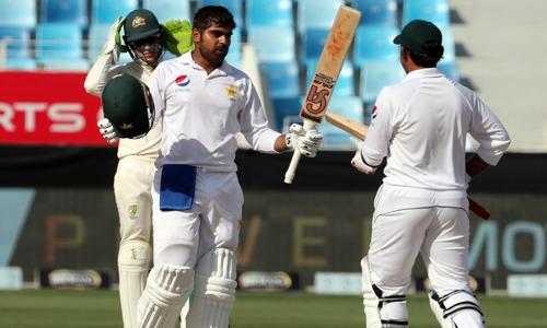 Australia face tough task after Sohail hits maiden ton