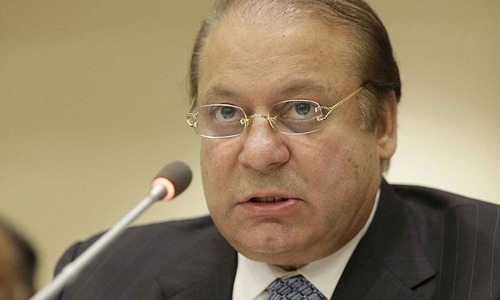 Nawaz slams 'political victimisation' disguised as accountability