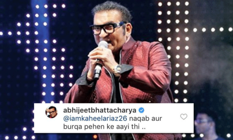 Abhijeet Bhattacharya abuses his Pakistani critics after harassment claims go viral
