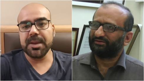 As #MeToo picks up in Pakistan, Junaid Akram and Faisal Edhi are accused of sexual harassment