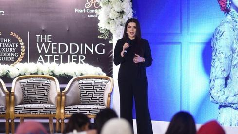 Is a bridal expo the missing link in Karachi's booming wedding business?
