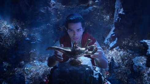Aladdin reboot gets its first teaser and it has the magic you wanted
